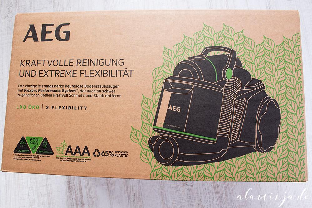 AEG Staubsauger00