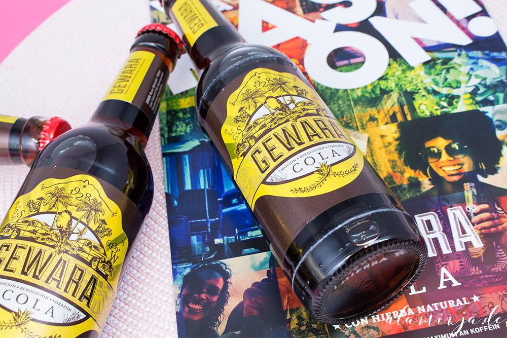 Gewara Cola – ein Schluck Cuba! – Alaminja\'s Blog