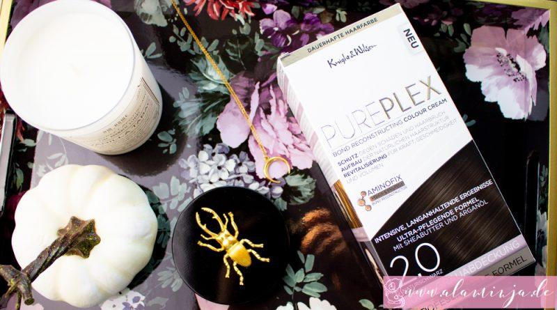 9b412138d0 Pureplex – Haare färben und pflegen in Einem. – Alaminja's Blog