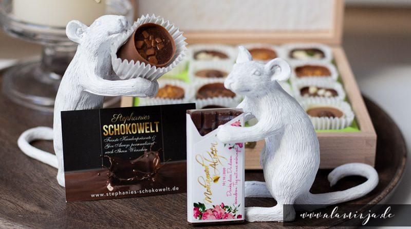 Stephanies Schokoladen Titelbild
